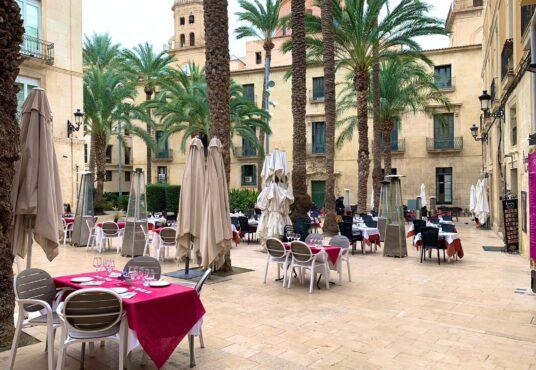 Alicante Centro histórico